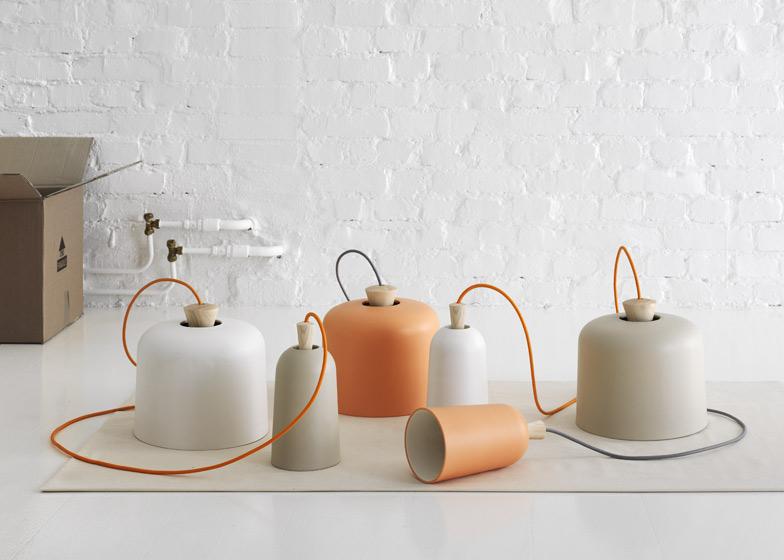 Lámparas colgantes Fuse - Note Design Studio