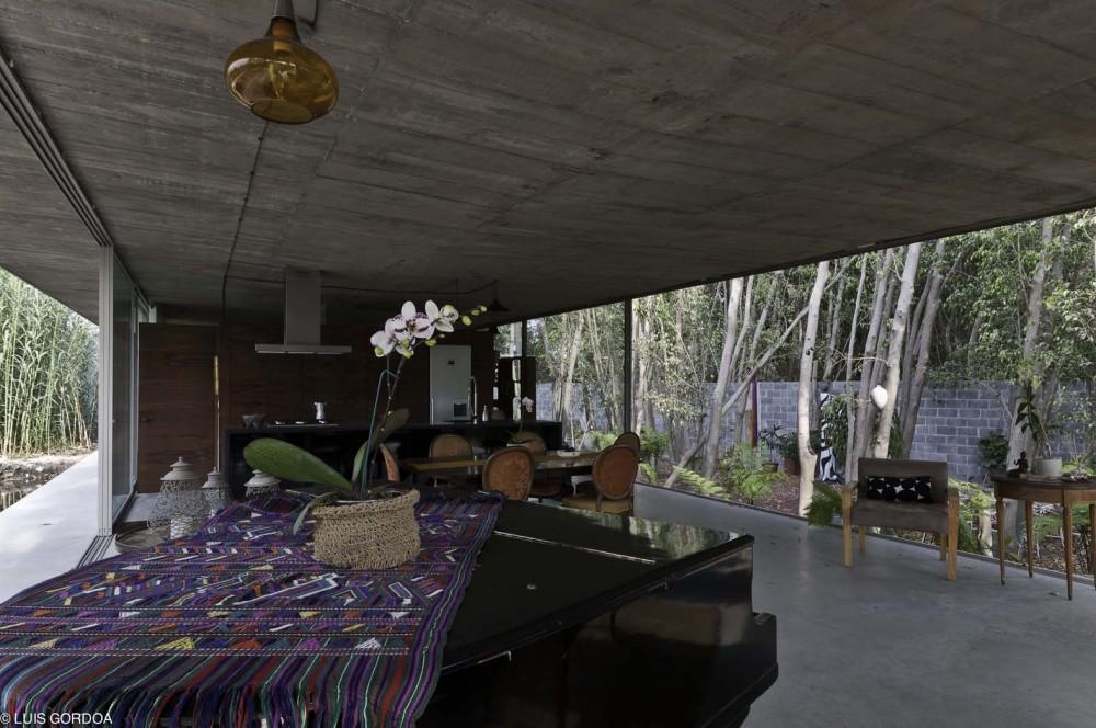 Casa La Semilla - T3arc
