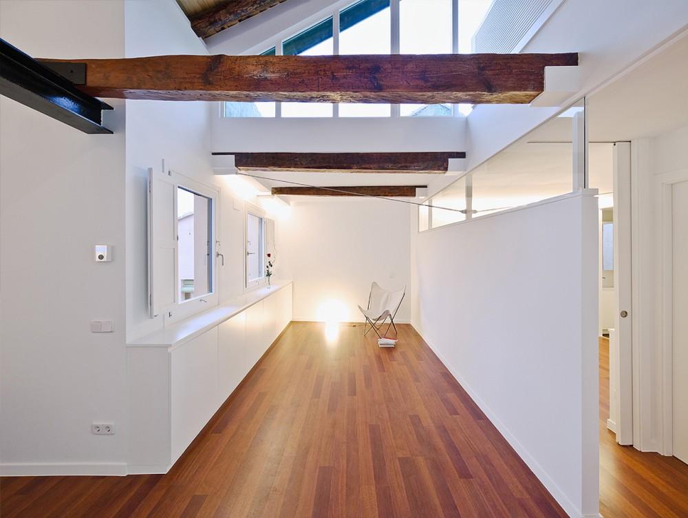 Renovación de un Departamento en Toledo - Romero Vallejo Arquitectos