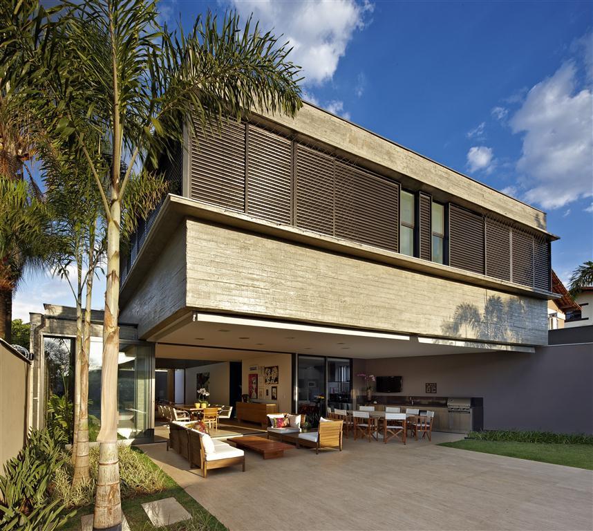 Residencia Belvedere - Anastasia Arquitetos