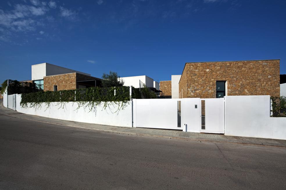 Viviendas Unifamiliares de Santa Barbara - Antonio Altarriba