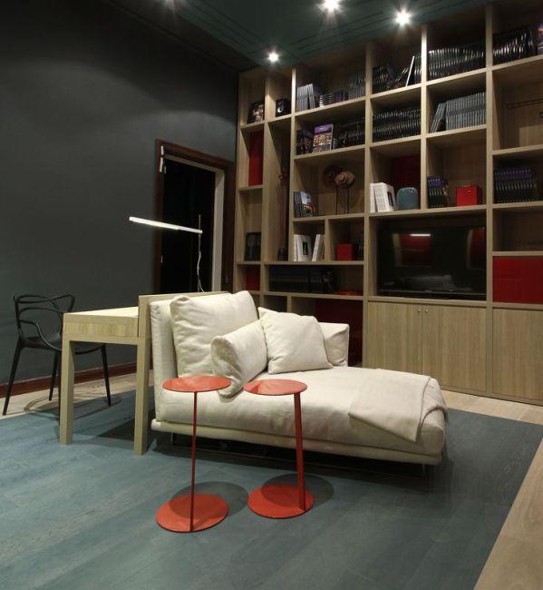 Casa FOA 2013: Sala de Lectura - Angelica Campi