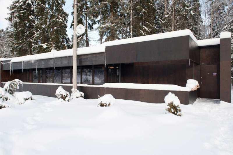 Casa en la Región de Moscú - Sergey Nasedkin