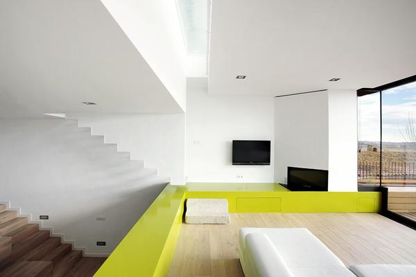 Casa escalonada - 05 AM Arquitectura