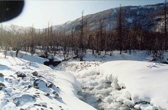 长白山,2002