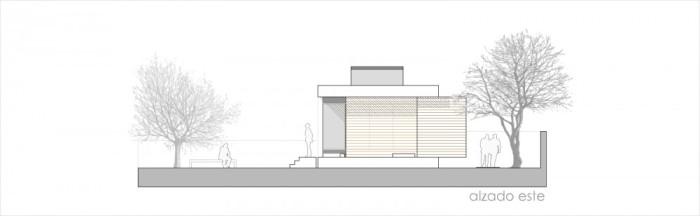 Casa Nigrán - José Luis Quintela Porro y Mónica Díaz Rodríguez