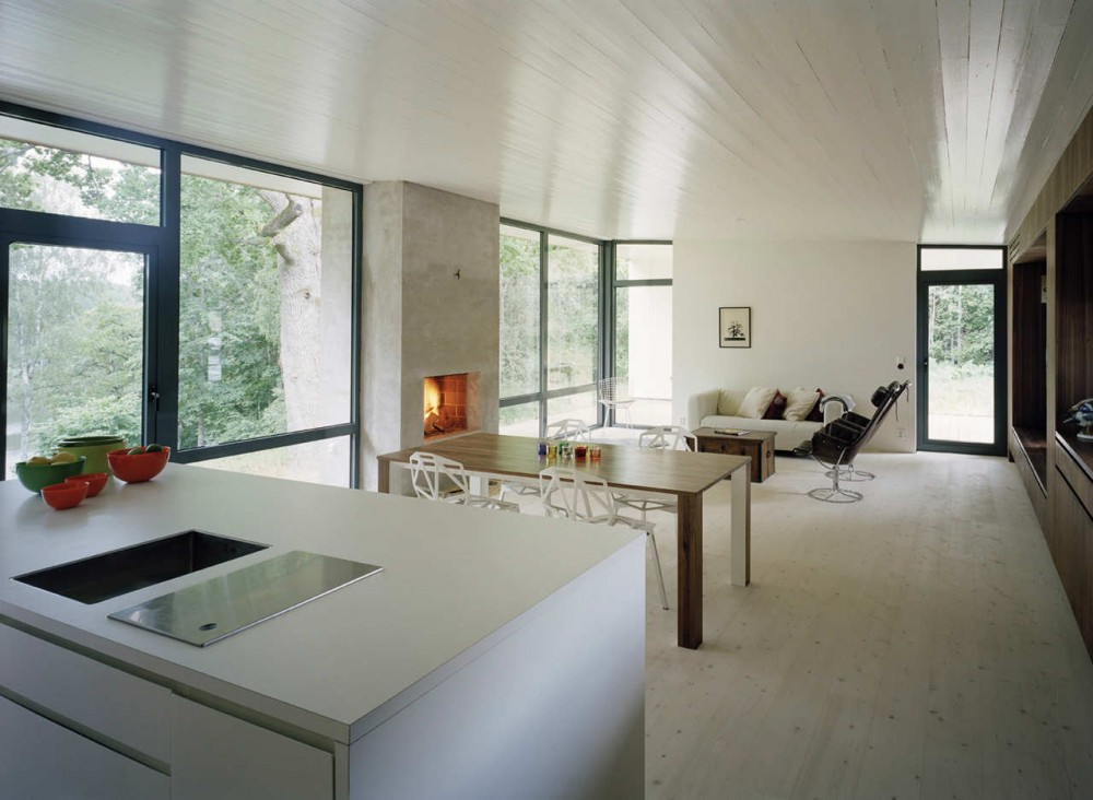 Villa Remshagen - smedshammar+Holmberg AB
