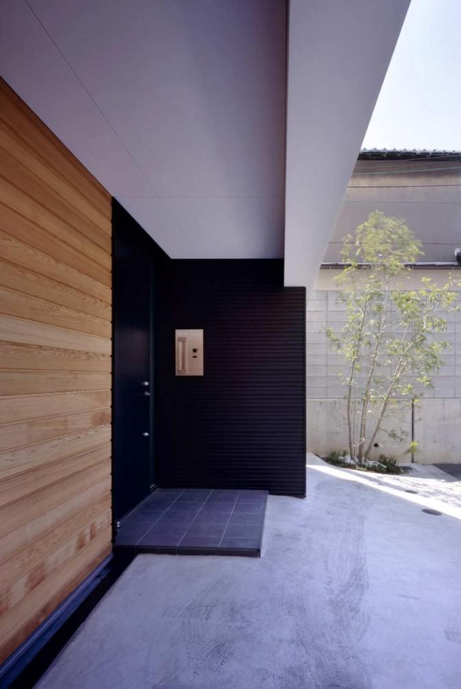 Casa en Kitabatake - NRM-Architects Office