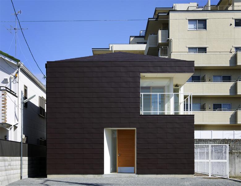 Casa en Ichijoji - Tadahiro Shimada