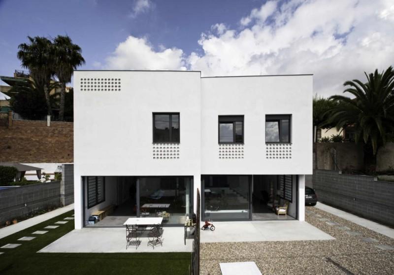 Habitatges Santa Coloma - CAVAA Arquitectes