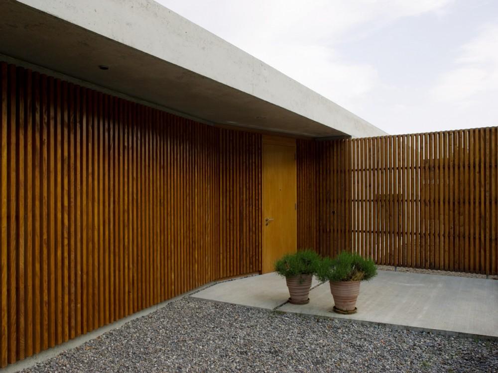 Casa Gauthier - bauzeit architekten