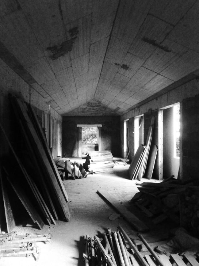 Rehabilitación Casa Ribeira Seca - MSB Arquitectos