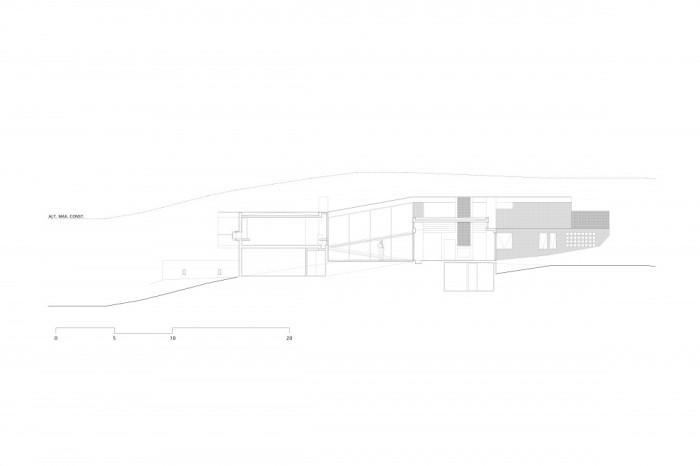Casa de descanso en Cachagua - Schmidt Arquitectos