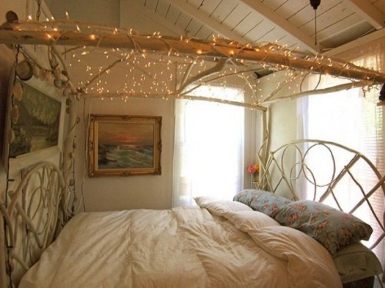Dormitorios románticos para San Valentín