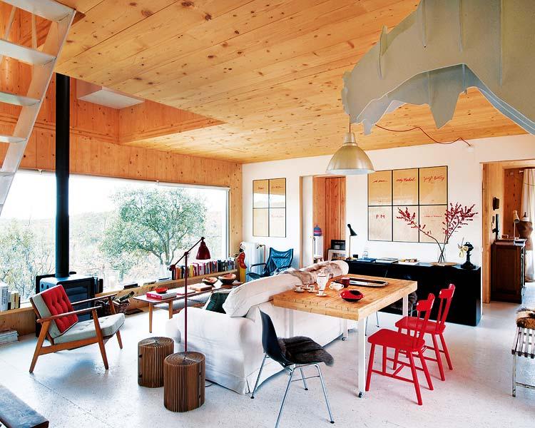Una Casa Sostenible en Segovia - García Germán Arquitectos