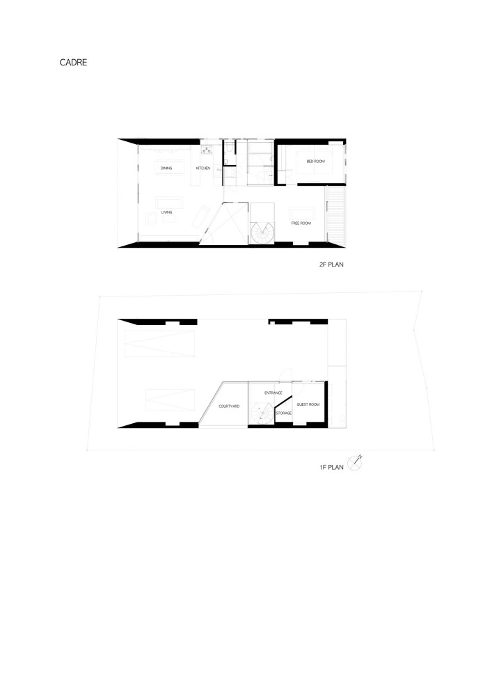 Casa Cadre - Apollo Architects & Associates