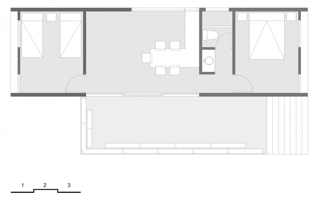 Casa Gauayacán - Matias Ruiz Malbran