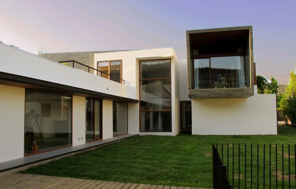 Casa 3 Elementos - Tomás Swett