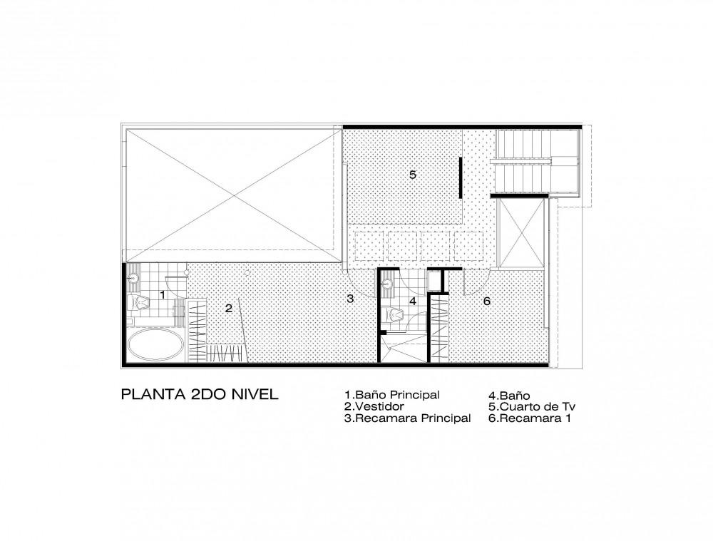 Casa Cairo - Micheas Arquitectos