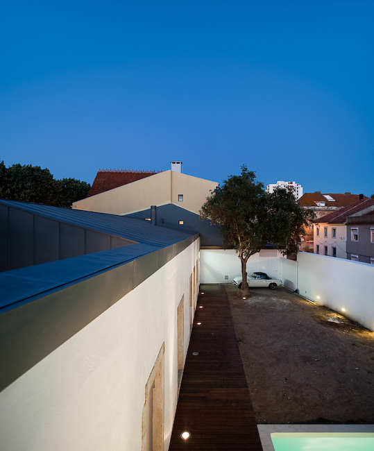 Casa de las Cajas - Luís Santiago Baptista / Tiago Leite de Araújo