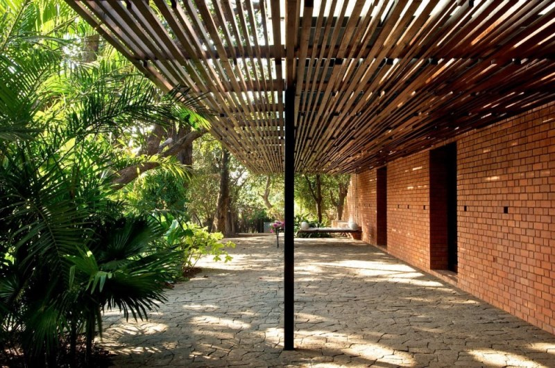 Casa Brick Kiln - SPASM Design Architects