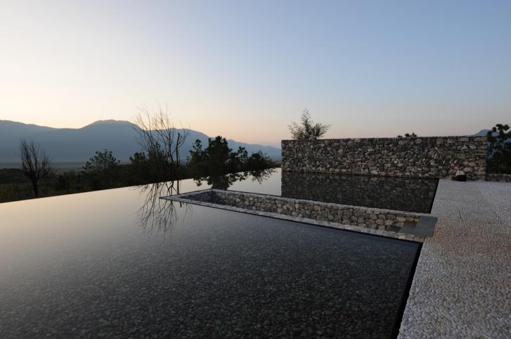 Casa en el Agua - Li Xiaodong Atelier