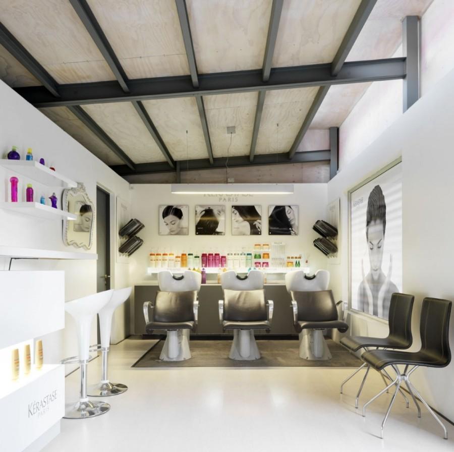 Casa Sasso y Peluquería Blaitt - 57STUDIO