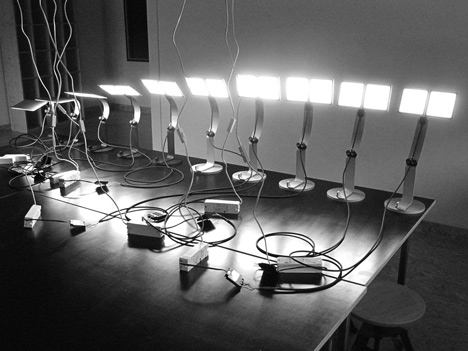 Lámpara Moorea - Daniel Lorch