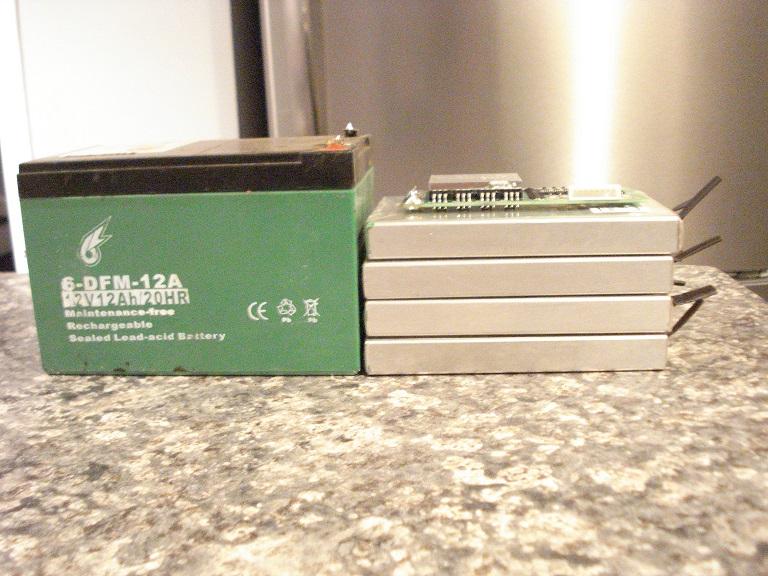 Projet Batterie 12 volt 12AH Pic1