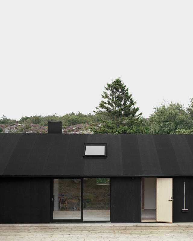 Casa Morran - Johannes Norlander Arkitektur
