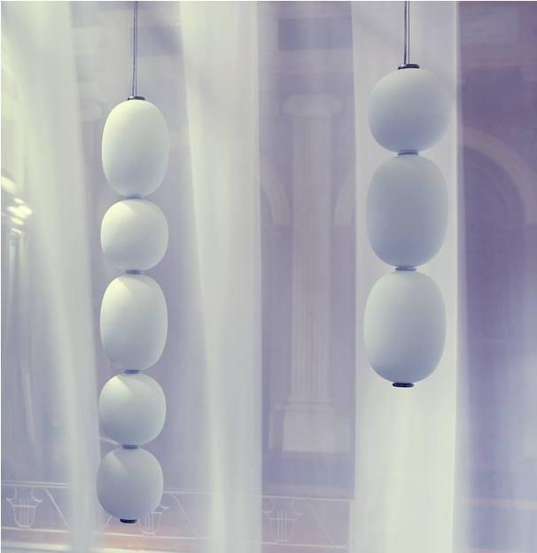 Milán 2014: Lámparas de Nao Tamura, Zaha Hadid y John Pawson se muestran en la película Wonderglass