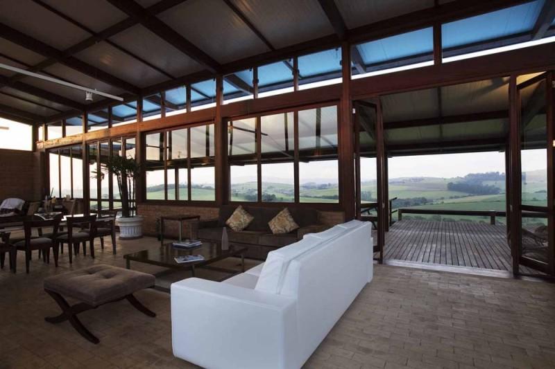 Casa en Morungaba - Base 3 Arquitetos