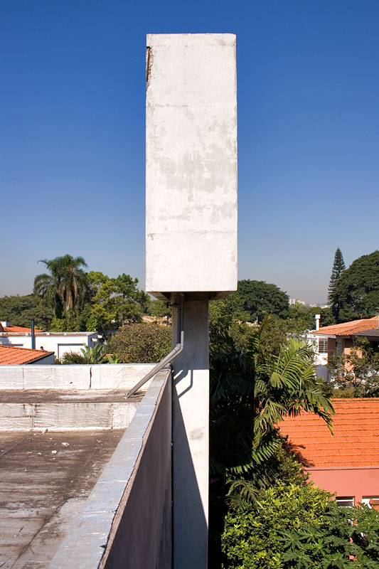 Casa Gerassi - Paulo Mendes da Rocha