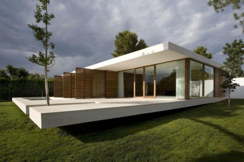 Casa SRR - Silvestre Navarro Arquitectos