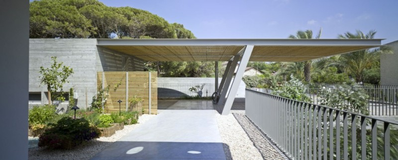 Casa Privada - Weinstein Vaadia Architects