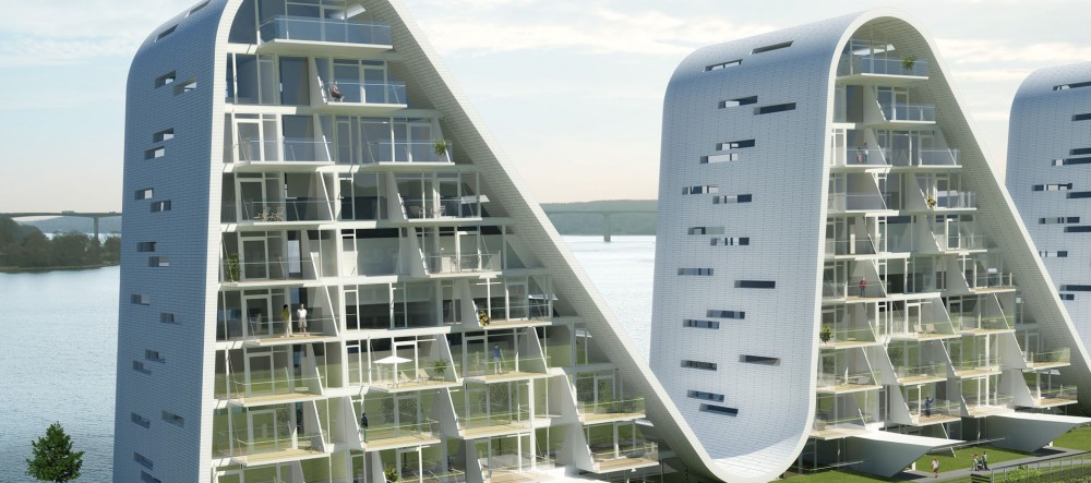 Edificio La Ola - Henning Larsen Architects