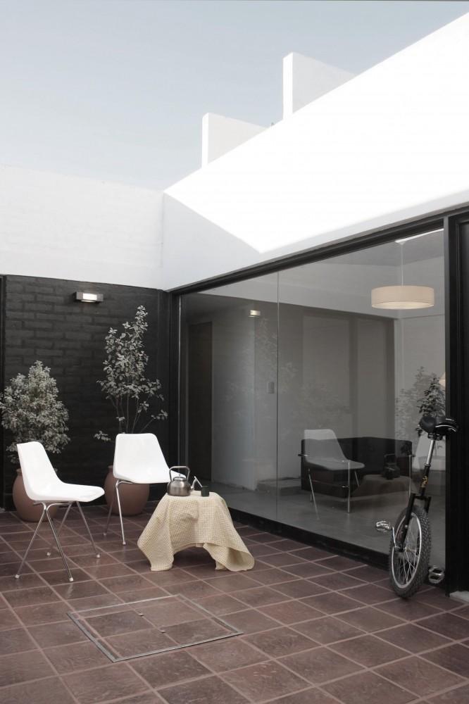 Casa Tres Patios - M2G Arquitectos