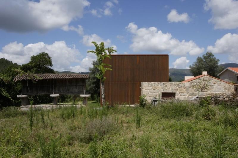 Casa en Sequeiros - Topos Atelier de Arquitectura