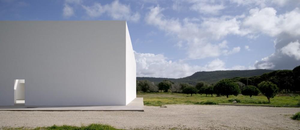 Casa Guerrero - Alberto Campo Baeza