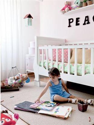 Decoracion: Cuarto para una niña