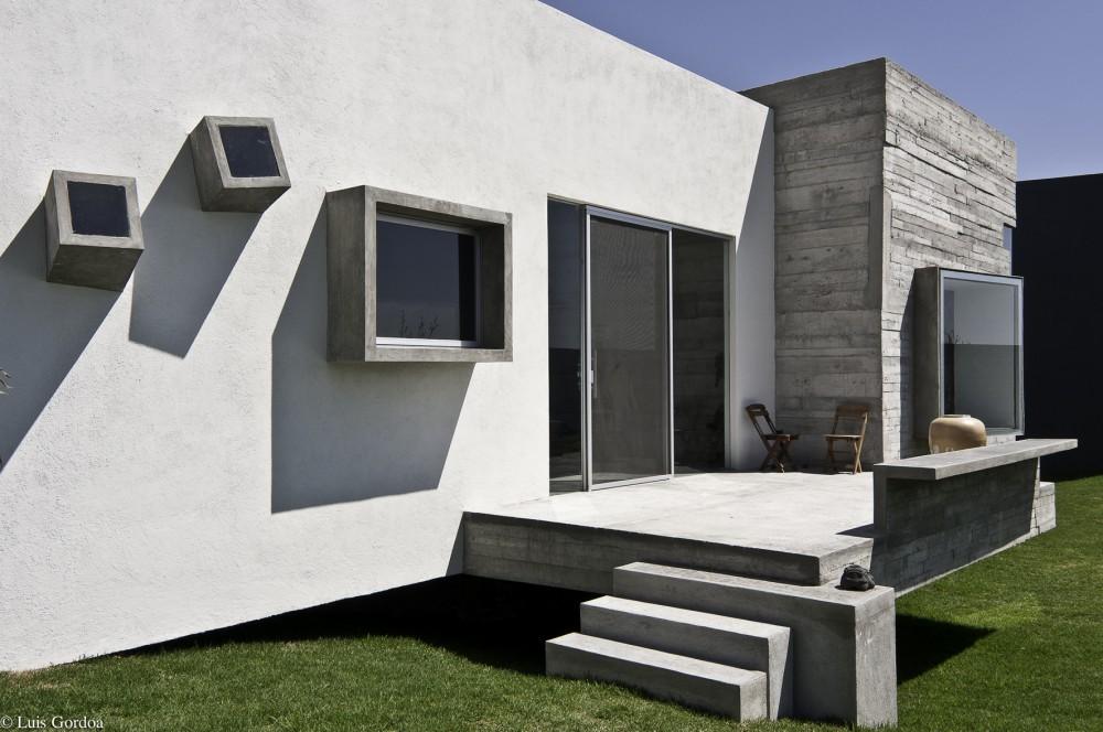 Casa para dos Artistas - m+n arquitectos + Patricia Perera