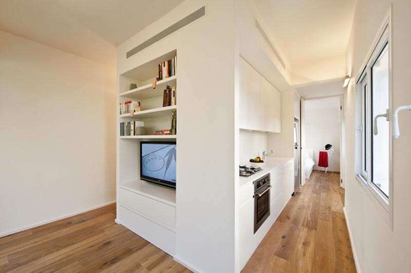 Renovación en 40 m2 - SFARO