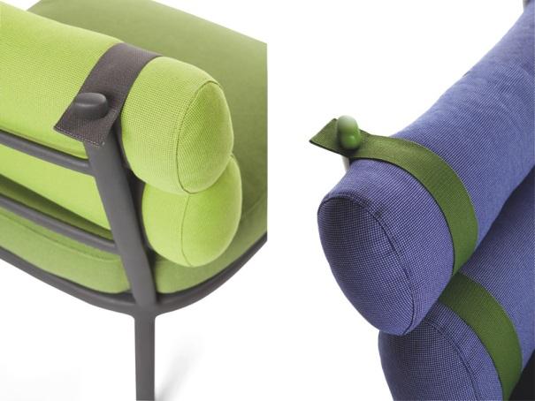 Milán 2014: Butaca Roll diseñada por Patricia Urquiola
