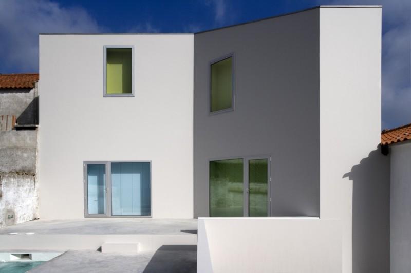 Casa Sobral da Lagoa - Bak Gordon Arquitectos