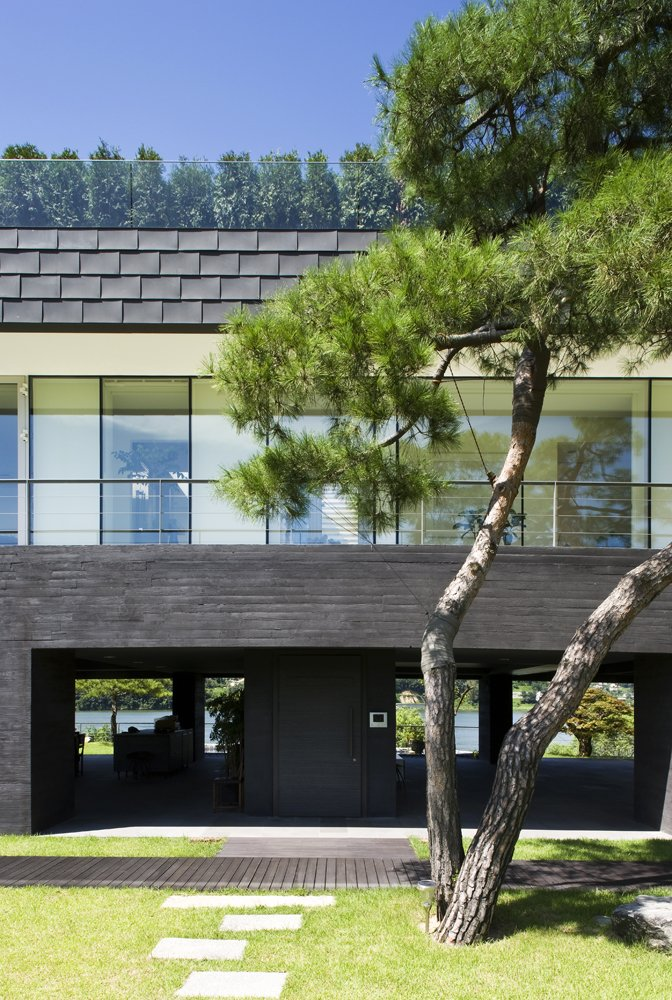 Casa Flotante - Hyunjoon Yoo Architects