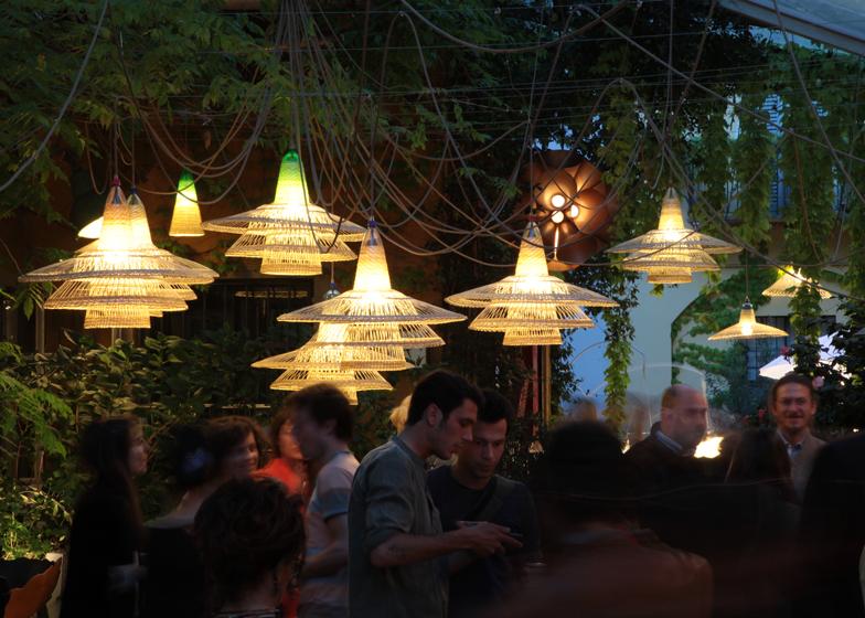 Milán 2014: Lámparas Chimbarongo - Álvaro Catalán de Ocón