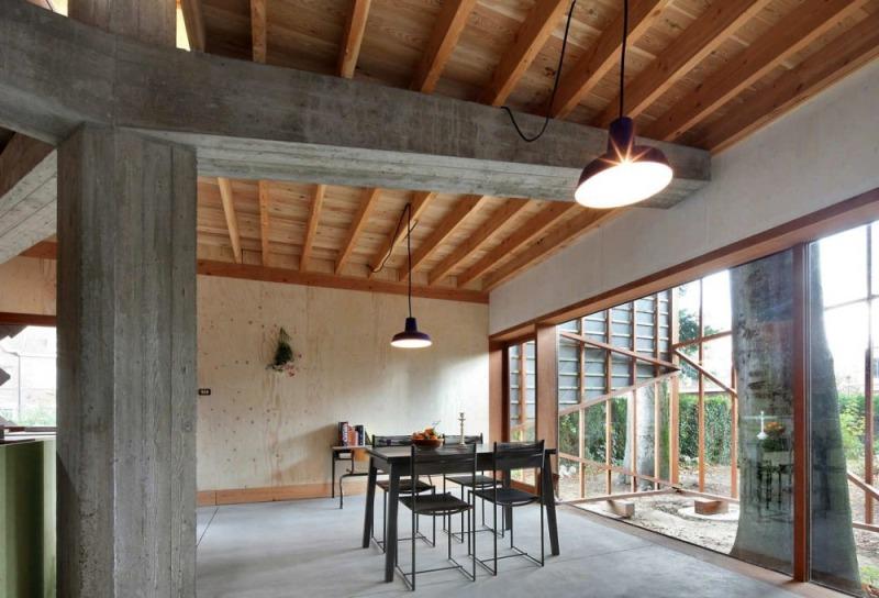 Casa Bernheimbeuk - Architecten de Vylder Vinck Taillieu