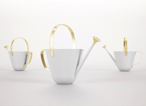Milan Design Week 2013: Colección Gardenias - Jaime Hayón