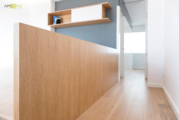 Reforma de un ático - Ambau Taller d'Arquitectes