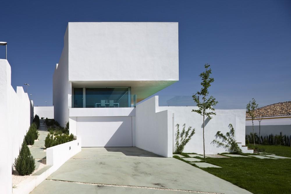 Vivienda Unifamiliar en Pedro Verde - Elisa Valero Arquitectura